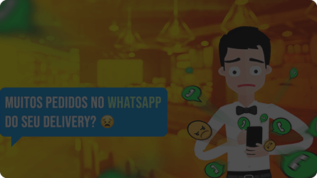 automatizar pedidos whatsapp delivery