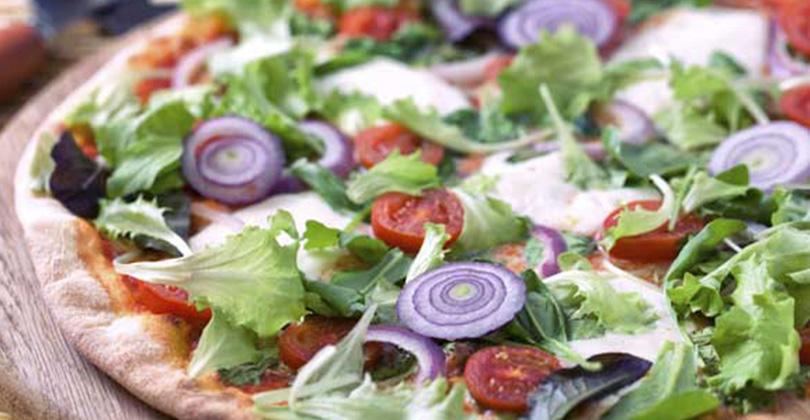 4 Ideias de Recheio Para Uma Pizza Integral