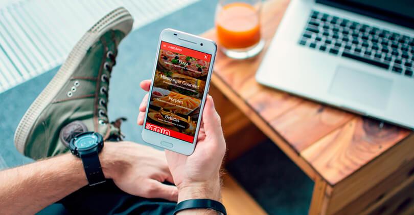 Aplicativo ou Site Mobile? Saiba Qual é o melhor para a sua Pizzaria