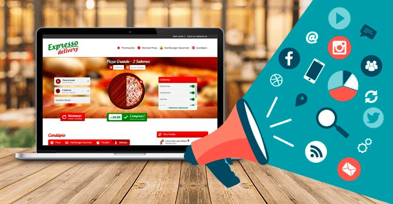 6 Dicas para Divulgar o Site da sua Pizzaria