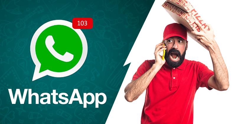 Os Pedidos via WhatsApp estão Enlouquecendo seus Atendentes?
