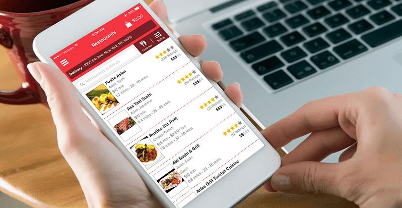 Maioria dos Brasileiros não usa App de Delivery como iFood