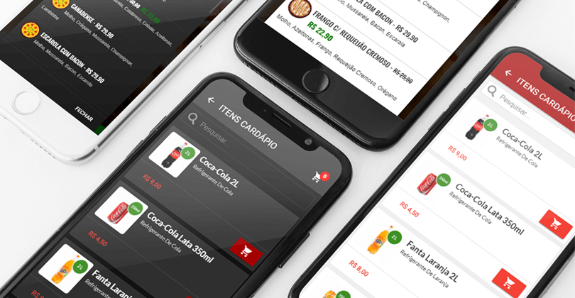 Expresso Delivery Lança Modo Escuro em seus Apps