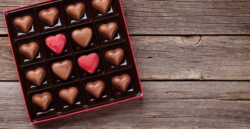 Dia dos Namorados: Linda sugestão de presente para o Dia dos Namorados - Caixinha em formato de coração